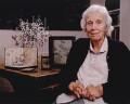 Dorothy Mary Crowfoot Hodgkin, by Anita Corbin and John O'Grady - NPG x135905