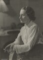 Vera Brittain, by Howard Coster - NPG Ax136128