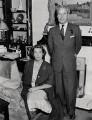 Audrey Marjorie MacDonald (née Fellowes); Malcolm John MacDonald, by Unknown photographer - NPG x136150