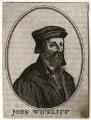 John Wyclif, after Hendrik Hondius (Hond) - NPG D42321