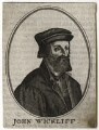 John Wycliffe, after Hendrik Hondius (Hond) - NPG D42321