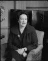 Marie Berthe Edmée Gulbenkian (née De Ayala), by Rex Coleman, for  Baron Studios - NPG x105398