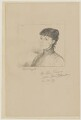 Alice Meynell (née Thompson), by Sir William Rothenstein - NPG D42654