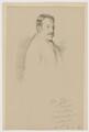 Sir Charles Villiers Stanford, by Sir William Rothenstein - NPG D42656