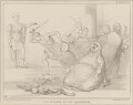 The Murder of the Innocents, by John ('HB') Doyle, printed by  Alfred Ducôte, published by  Thomas McLean - NPG D41386