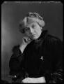 Dame Edith Sophy Lyttelton (née Balfour), by Bassano Ltd - NPG x105658
