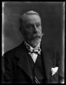 James William Lowther, 1st Viscount Ullswater, by Bassano Ltd - NPG x158070