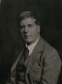 Thomas Lydwell Eckersley, by Walter Stoneman - NPG x167341