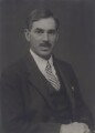 Sir Alfred Charles Glyn Egerton, by Walter Stoneman - NPG x167360