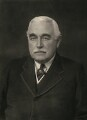 Gideon Murray, 2nd Viscount Elibank, by Walter Stoneman - NPG x167369