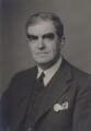 Sir Harold Corti Emmerson, by Walter Stoneman - NPG x167400