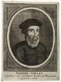 John Wyclif, by Gaspar Bouttats, after  Hendrik-Frans Verbruggen - NPG D42322