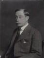 Sir William Augustus Forbes Erskine, by Walter Stoneman - NPG x167420