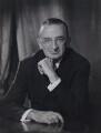 Horace Evans, 1st Baron Evans of Merthyr Tydfil, by Walter Bird - NPG x167429