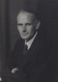 (Benjamin) Ifor Evans, Baron Evans of Hungershall, by Walter Stoneman - NPG x167430