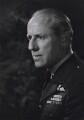Sir Donald Randell Evans, by Walter Bird - NPG x167436