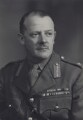 Sir Geoffrey Charles Evans, by Walter Stoneman - NPG x167439