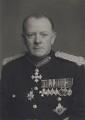 Sir Geoffrey Charles Evans, by Walter Stoneman - NPG x167440