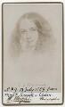 Elizabeth Barrett Browning, by William Wright, after  Field Talfourd - NPG x136271
