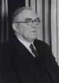 Alfred Ewert, by Walter Stoneman - NPG x167460