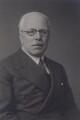 Arthur James Ewins, by Walter Stoneman - NPG x167463