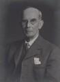 Sir Patrick James Fagan, by Walter Stoneman - NPG x167476