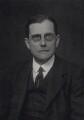 Sir Christopher John Wickens Farwell, by Walter Stoneman - NPG x167496