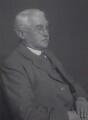 Edward Fawcett, by Walter Stoneman - NPG x167501