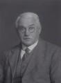 Edward Fawcett, by Walter Stoneman - NPG x167502