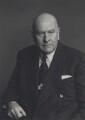 Sir Albert Edgar Feavearyear, by Walter Stoneman - NPG x167509