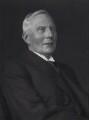 Herbert Albert Laurens Fisher, by Walter Stoneman - NPG x167553