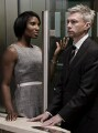 Denise Lewis; Jonathan Edwards, by Brian Griffin - NPG P1713