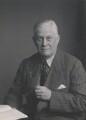 Sir Kenneth Samuel Fitze, by Walter Stoneman - NPG x167561