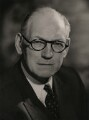 Eric George Molyneux Fletcher, Baron Fletcher, by Walter Bird - NPG x167577