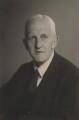 Sir Cyril Thomas Flower, by Walter Stoneman - NPG x167586