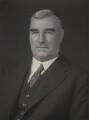 George William Forbes, by Walter Stoneman - NPG x167599