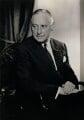 Sir (Alfred) Stanley Fordham, by Walter Bird - NPG x167608