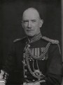 Sir Richard Foster Carter Foster, by Walter Stoneman - NPG x167627