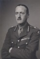 Sir (Gwilym) Ivor Thomas, by Walter Stoneman - NPG x169423