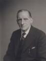 Sir (Hugh) Robert Topping, by Walter Stoneman - NPG x169429