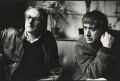 Ken Loach; Trevor Griffiths, by Neil Libbert - NPG x136290
