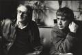 Ken Loach; Trevor Griffiths, by Neil Libbert - NPG x136290