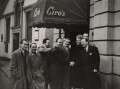 Ciro's Nightclub (group of jazz musicians possibly including Jack Newman, Syd Lawrence and Ray Noble), by Unknown photographer - NPG x136282