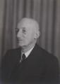 Sir Francis Richard Fraser, by Walter Stoneman - NPG x167654