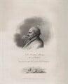 Gebhard Leberecht von Blücher, by John Swaine, published by  J. Farrer, after  Friedrich Rehberg - NPG D42357