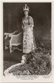 'The only authentic photograph of Her Majesty Queen Mary in Coronation Robes', by W. & D. Downey - NPG x136306