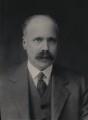 Felix Eugen Fritsch, by Walter Stoneman - NPG x167693