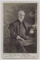 William Walrond Jackson, by Maull & Fox - NPG x159190
