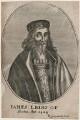 James I of Scotland, by Richard Gaywood - NPG D42370