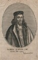 James I of Scotland, by Richard Gaywood - NPG D42371